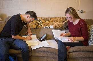 Jair and Layna studying at home.jpg