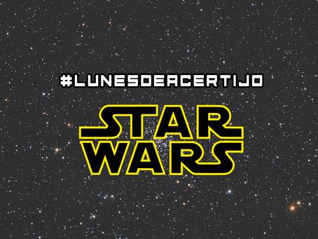 #Lunesdeacertijo STAR WARS