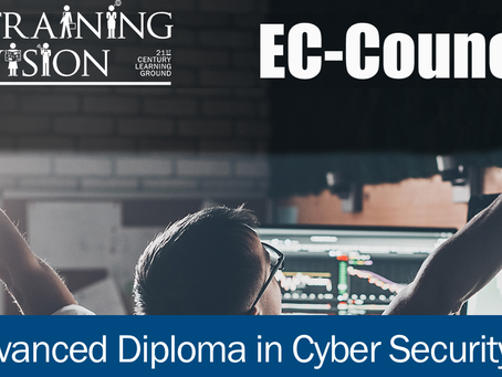 Training Vision Institute partners with EC-Council for newest cyber security course