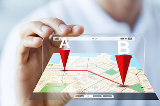 business, technology, navigation, locati