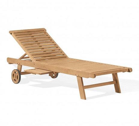 Shorea Oxford Chaise Lounge