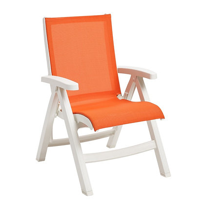 Belize Mid-Back Folding Chair