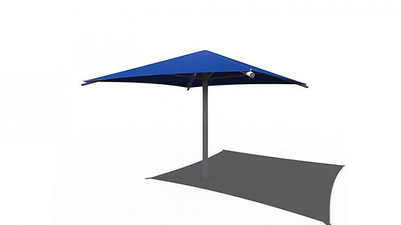 Umbrella 10ft Square