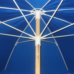 Umbrella 7.5ft Steel Beach