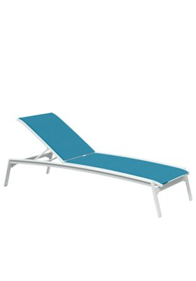 Elance Sling Armless Chaise Lounge