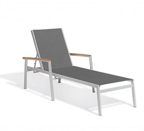 Travira Sling Chaise Lounge