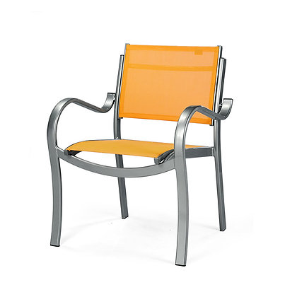 Maui G2 Stacking Sling Dining Chair