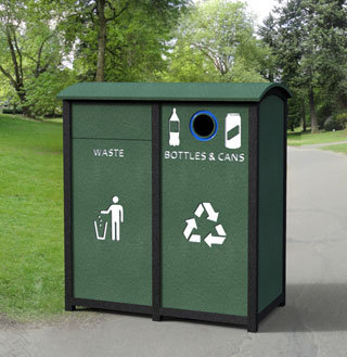 Recycling Receptacle 5