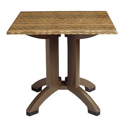 "Sumatra 32"" Square Table"