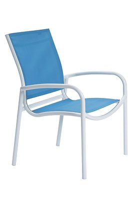 Millennia Relaxed Sling Dining Chair