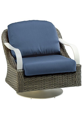 Shoreline Woven Swivel Action Lounger
