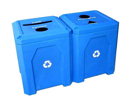 104 Gallon Recycling System