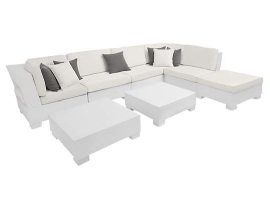 8 Piece Sectional