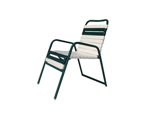 Classic Strap Dining Chair