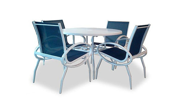 Island Breeze Sling Dining Set