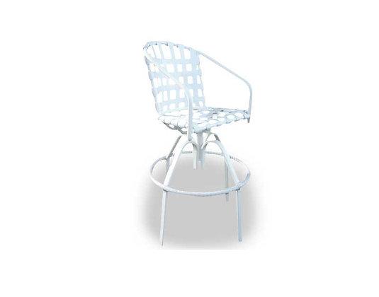Jamaica Strap Swivel Chair