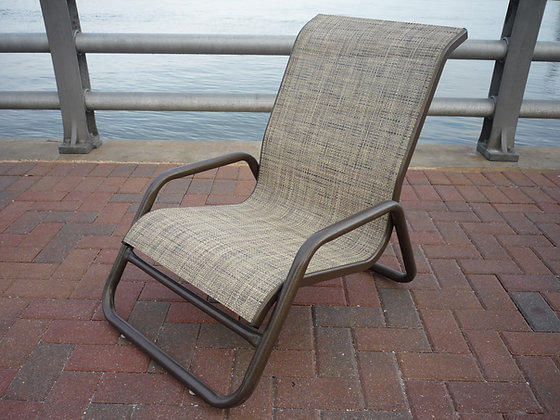Classic Sling Sand Chair