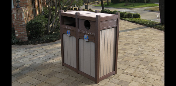 Recycling Receptacle 2