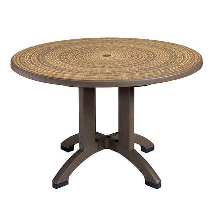 """Havana 48"""" Round Pedestal Table"""