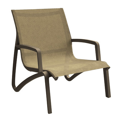 Sunset Lounge Chair - Bronze