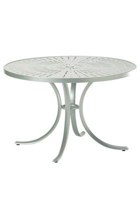 La'Stratta Aluminum Umbrella Tables