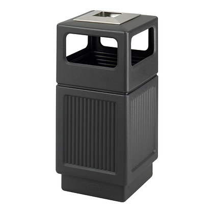 38 Gallon Square Waste Container