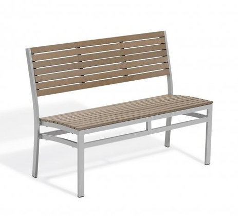 Travira 4' Stacking Bench Vintage