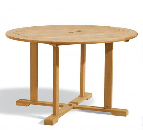 "48"" Round Shorea Dining Table"