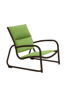 Millennia Padded Sling Sand Chair