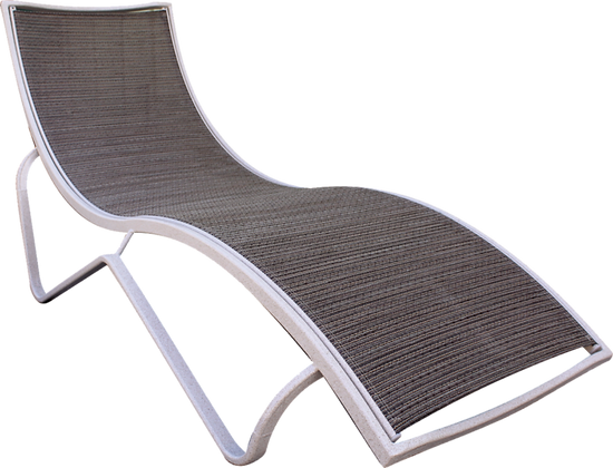 Sling Chaise Lounge (I-148)