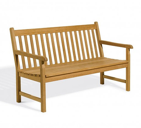 Classic 5' Shorea Bench