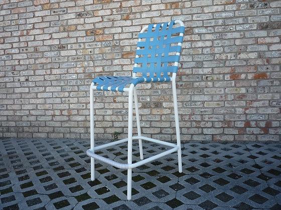 Classic Strap Bar Chair