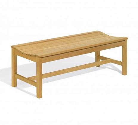 4' Backless Shorea Bench