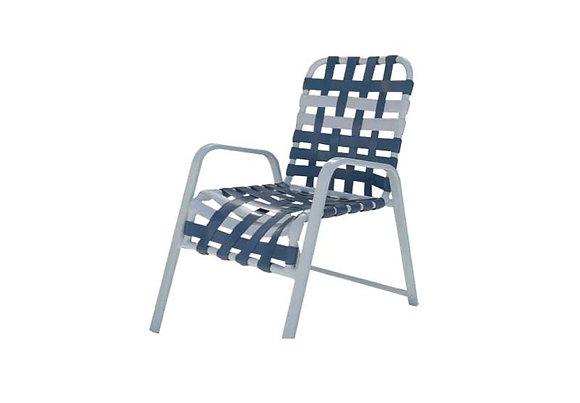 Regal Strap Crossweave Chair