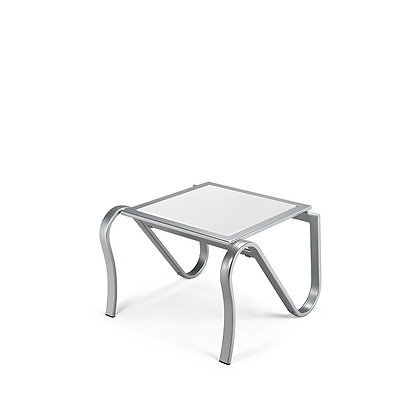 Maui Stacking Occasional Table with Slate Fiberglass Top