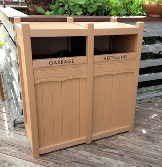 Recycling Receptacle 4