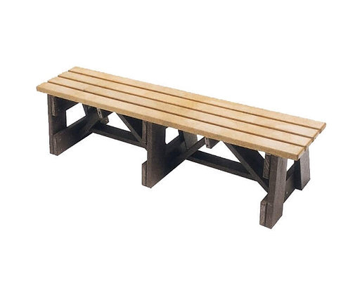 6' Boardwalk Bench