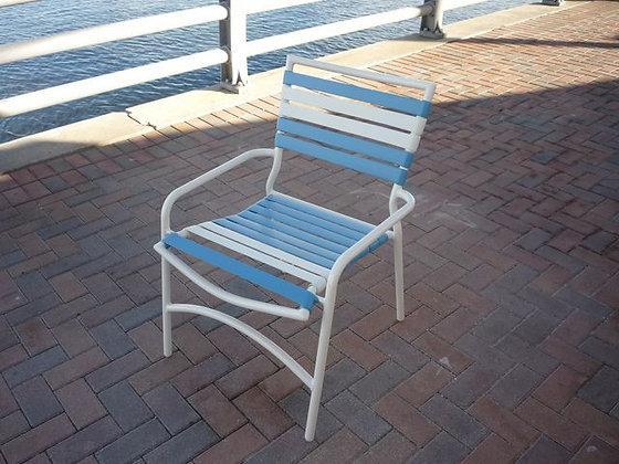 Classic Strap Arm Chair