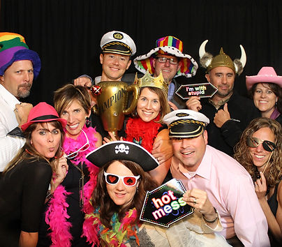 Corporate Party Photo Booth