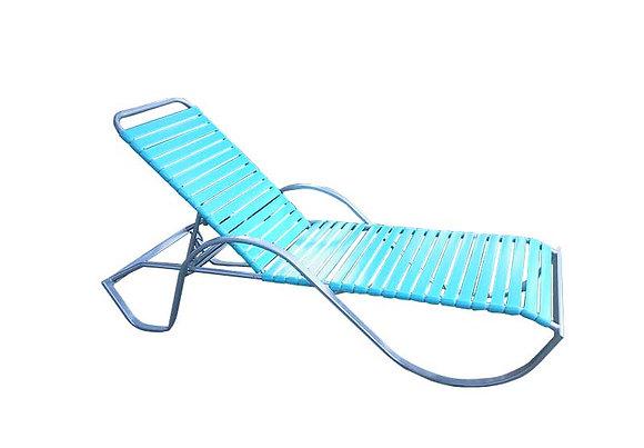 Regal Strap Chaise Lounge (R-159)