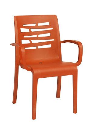 Essenza Stacking Armchair Orange