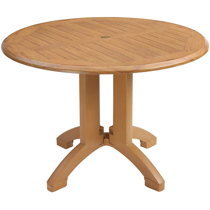 "Atlanta 42"" Round Table"