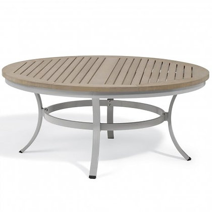 "Travira 48"" Round Chat Table Vintage"