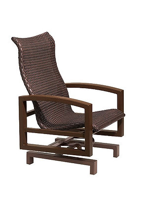 Lakeside Woven Action Lounger
