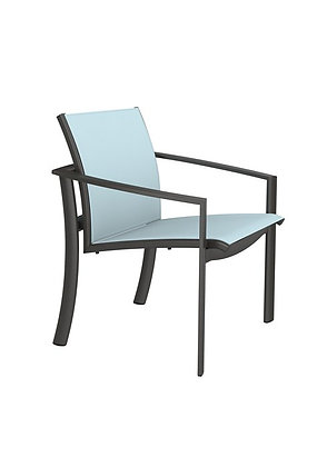 KOR Relaxed Sling Dining Chair
