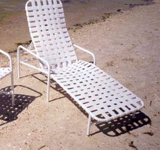 Jamaica Strap Chaise