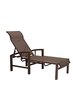 Lakeside Sling Chaise Lounge