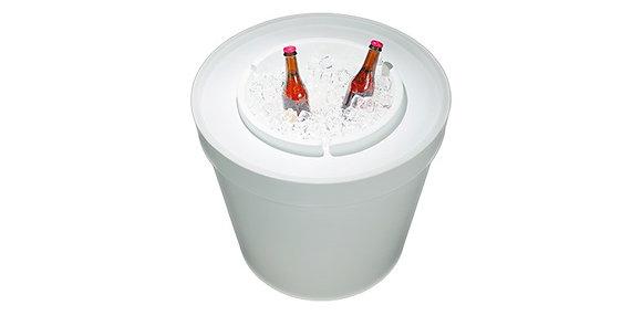 Ledge Ice-Bin Table