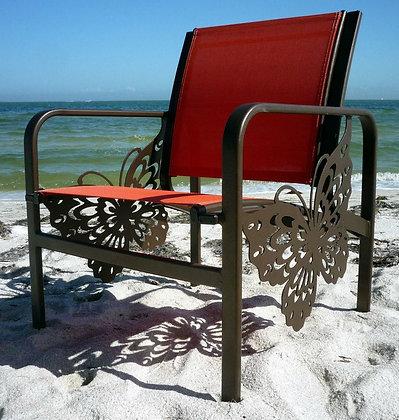 Deville Sling Custom Chair