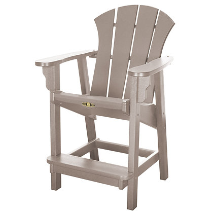 Sunrise Adirondack Counter Height Chair